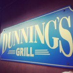 Dunning's Grill in Pittsburgh, PA
