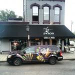 Zazou Grill & Pub in Covington