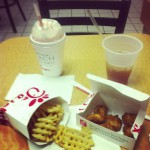 Chick-Fil-A in Waco, TX
