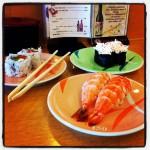 Marinepolis Sushi Land in Seattle