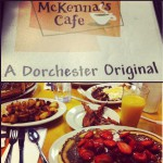 Mckenna's Cafe in Dorchester, MA