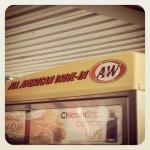 A & W Restaurants in Oakridge, OR