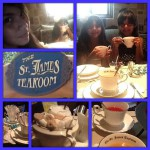 St James Tearoom in Albuquerque