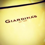 Giardina's Restaurant in Greenwood