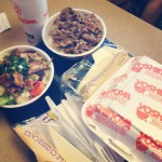 Yoshinoya Beef Bowl Restaurant in Los Angeles