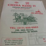 China King in Indianapolis, IN