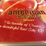 New City Diner in Nanuet, NY