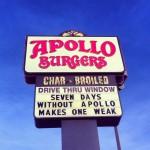 Apollo Burger in North Salt Lake, UT