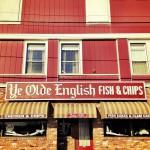 Ye Olde English Fish & Chips Restaurant in Woonsocket