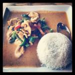 Thai GAI Yang Cafe in Saint Louis