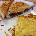Waffle House in Theodore