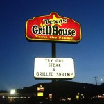 Texas Grillhouse Inc in Cumberland