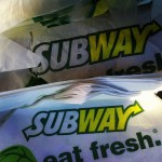 Subway Sandwiches in New Haven