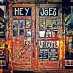 Hey Joe's Record and Cafe in Cleveland