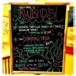 Rubio's Fresh Mexican Grill in San Diego