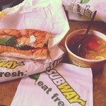 Subway Sandwiches in Los Alamitos
