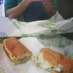Subway Sandwiches in Palmyra