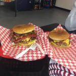 Papa Burgers in El Paso