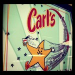 Carl's Jr Restaurant in Granite Bay, CA