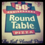 Round Table Pizza in Granite Bay
