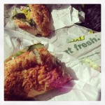 Subway Sandwiches in Pasco