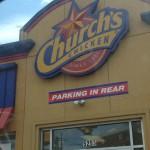Church's Fried Chicken in Philadelphia