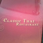 Classic Thai Restaurant in Los Angeles, CA
