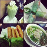 Ginger Pho and Grill in National City