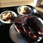 Outlaw's BBQ in Pineville