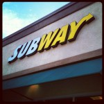 Subway Sandwiches in Seal Beach