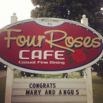 Four Roses Cafe in Plainwell