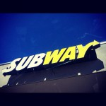 Subway in Long Beach