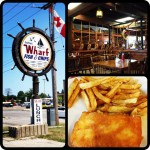 Wharf The Fish & Chips in Sarnia
