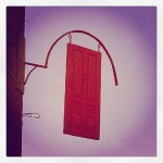 One Red Door in Hudson, OH