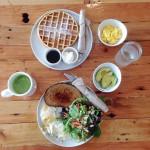 Poa Cafe in Portland