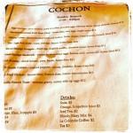 Cochon Byob in Phila, PA
