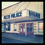 Pizza Palace in Gilman
