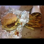 Five Guys in Sacramento