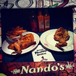 Nando's Chicken in Vancouver