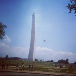 Obelisk in Washington, DC