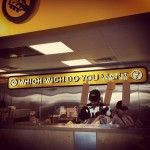 Which Wich Superior Sandwiches in Huntersville