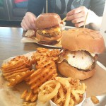 Haywire Burger Bar in Westbrook
