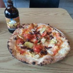 Vesuvius Wood Fired Pizza in Ames, IA