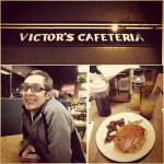 Victor's Cafeteria in New Iberia