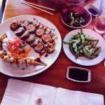 Sushi Cafe and Shilla Korean Restaurant in Miami