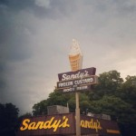 Sandy's Hamburgers in Austin, TX