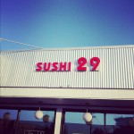 Sushi 29 in Berkeley, CA