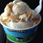 Ben and Jerry's in Hyannis
