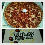 Galaxy Pizza in Cambridge