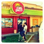 Del Taco in Seal Beach
